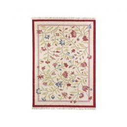 ALVINE paklājs (rozā, daudzkrāsains)
