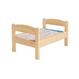 DUKTIG Leļļu gultiņa ar gultasveļu