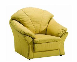 Ādas krēsls Boston