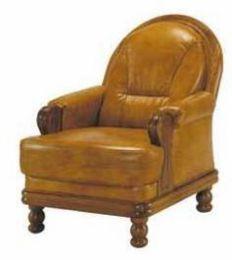 Ādas krēsls Consul
