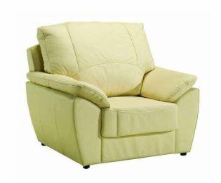 Ādas krēsls Dallas