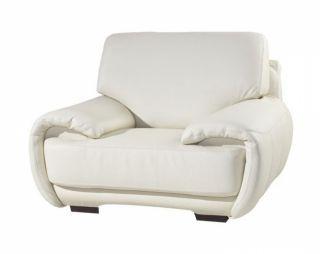 Ādas krēsls Eldorado