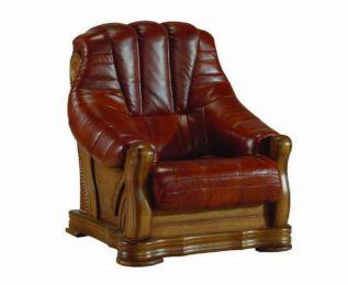 Ādas krēsls Fryderyk II