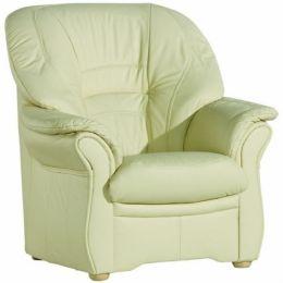 Ādas krēsls Jupiter