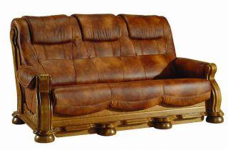 Dīvāns - gulta Cezar II Kanapa 3r