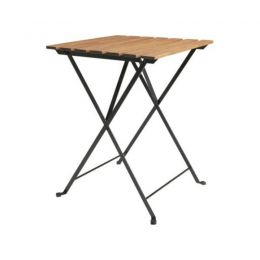Tärnö (salokāms galds, akācija, tērauda)