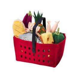 LÅTSAS Grozs pārtikas preces, 12 gab