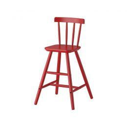 AGMA bērnu krēsls (sarkans)