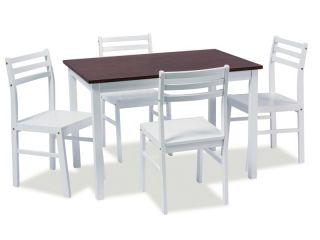 Galds + 4 krēsli Tromso