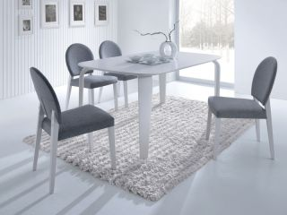 Krēsls Aldo balts