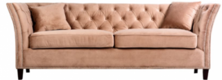 Afrodyte 3OS chesterfield sofa