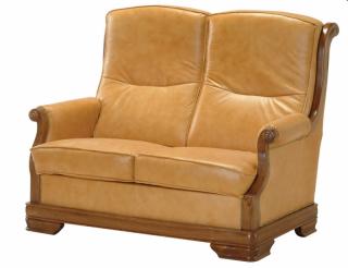 Ādas dīvāns Gustaw 2r