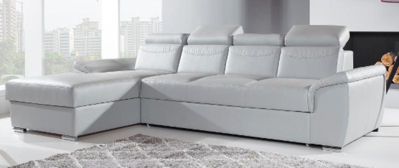 Ādas dīvāns CAYENNE