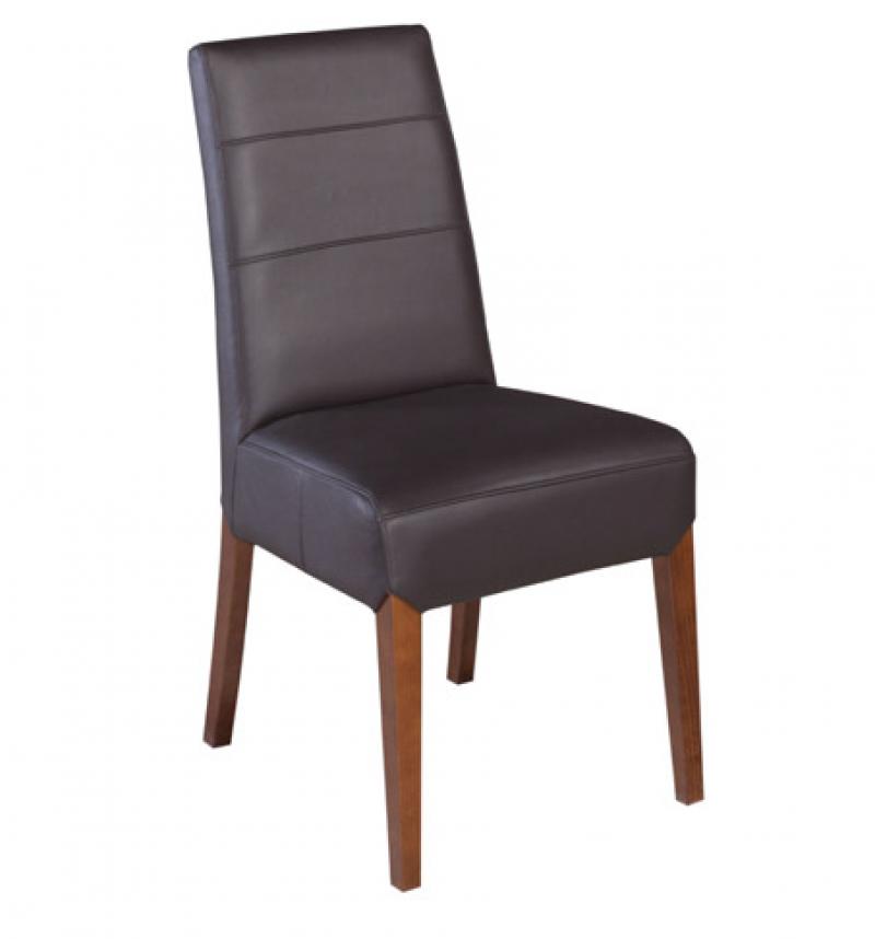Ādas krēsls BIANCO
