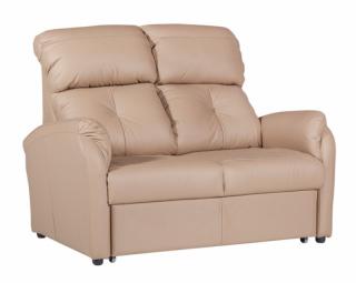 Ādas dīvāns magnat 2N