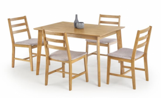 Galds + 4 krēsli Cordoba