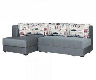 Auduma dīvāns JUDYTA TJNL-S