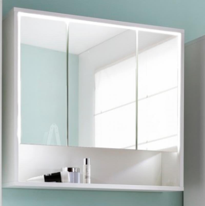 Skapītis ar spoguli virs izlietnes - Star 51