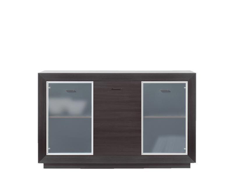Kumode - vitrīna Largo PREG2W1D