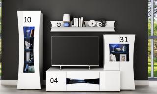 TV galdiņš SLIM - 04