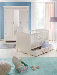 Bērnu gultiņa FREIBURG BABY 15