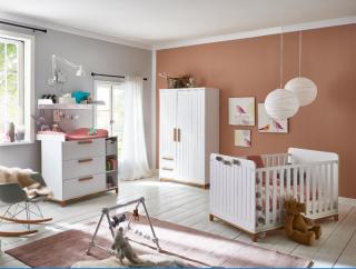 Bērnu gultiņa DORI 600