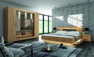 Guļamistabas komplekts RUBIN I /  II
