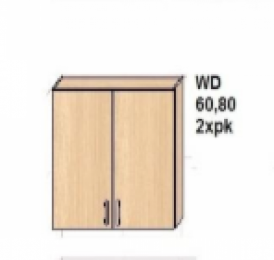 WD 60,80 2xpk AMANDA
