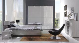 Drēbju skapis DIONE ar 8 spoguļiem