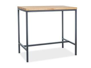 Bāra galds METRO naturalno