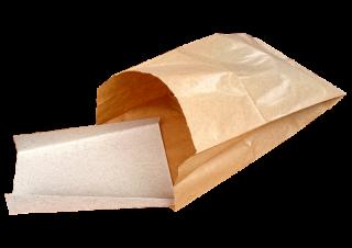 100 urnu maisiņi ar lāpstiņu