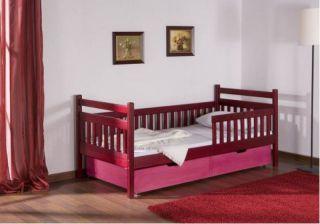 Bērnu gulta Alicja krās.