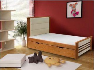 Bērnu gulta Amelia (190x87) krās.