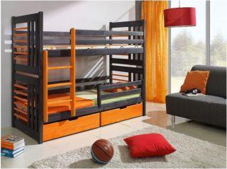 Bērnu  gulta Roland krās.
