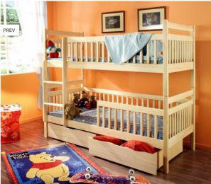 Bērnu gulta Aleksander krās.