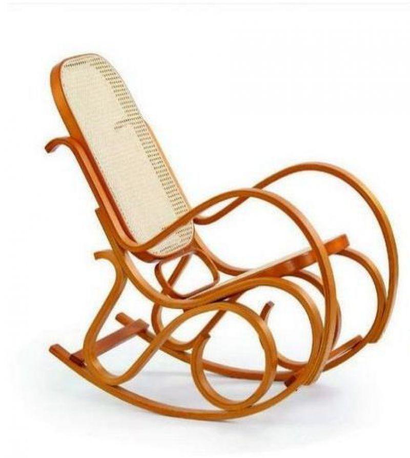 Šūpuļkrēsls Max Bis gaišs