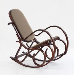 Šūpuļkrēsls Max Bis Plus tumšs