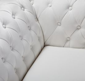 Dīvāns Chesterfield 3 - izvelkams