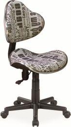 Bērnu krēsls Q-G2 rakst.