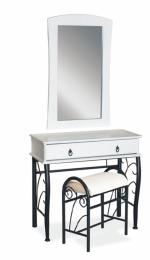 Kumode ar spoguli un soliņu 1102