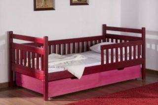 Bērnu gulta Alicja