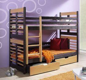 Bērnu gulta Augustyn krās.
