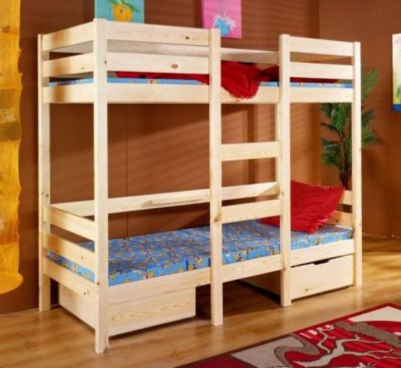 Bērnu gulta Bartosz