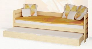 Divvietīga bērnu gulta Rodos krās.