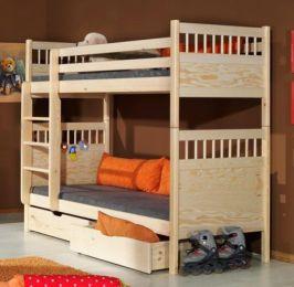 Bērnu gulta Konrad